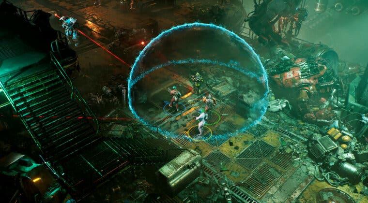 Imagen de The Ascent muestra su acción cooperativa a través de un nuevo tráiler