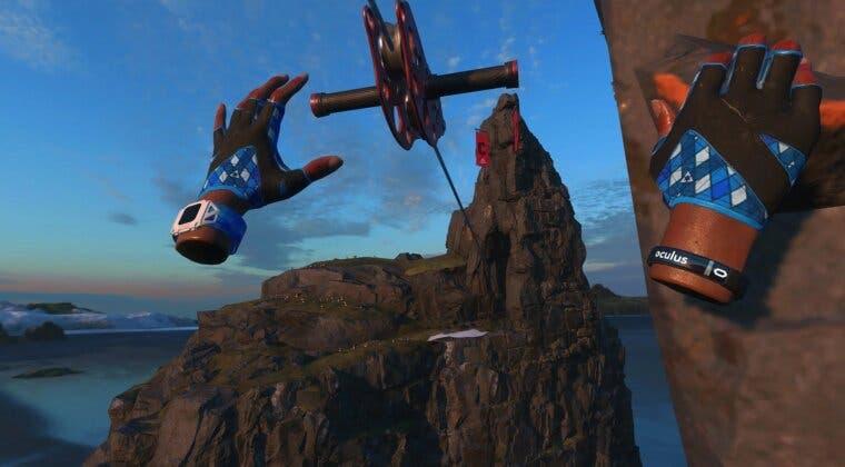 Imagen de Análisis The Climb 2