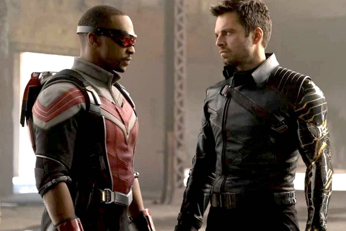 the falcon and the winter soldier 1