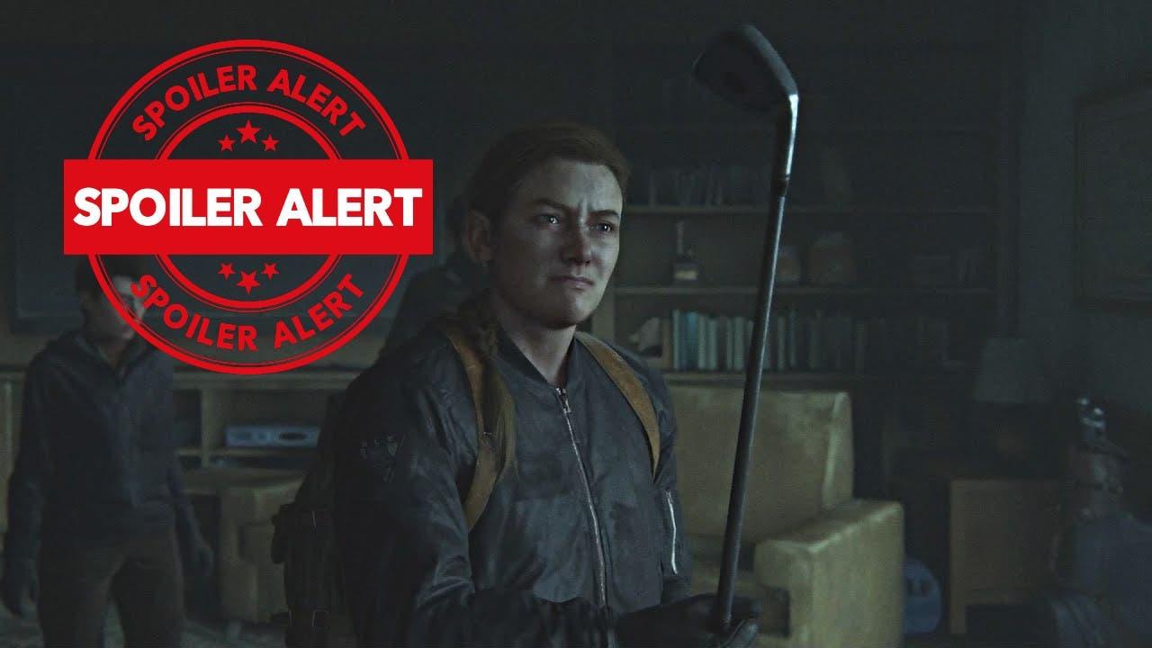 Imagen de Así iba a ser realmente la polémica escena del palo de golf de The Last of Us 2