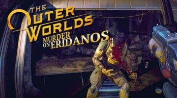 Imagen de Asesinato en Erídano, el próximo DLC de The Outer Worlds, anuncia su fecha de lanzamiento con un tráiler