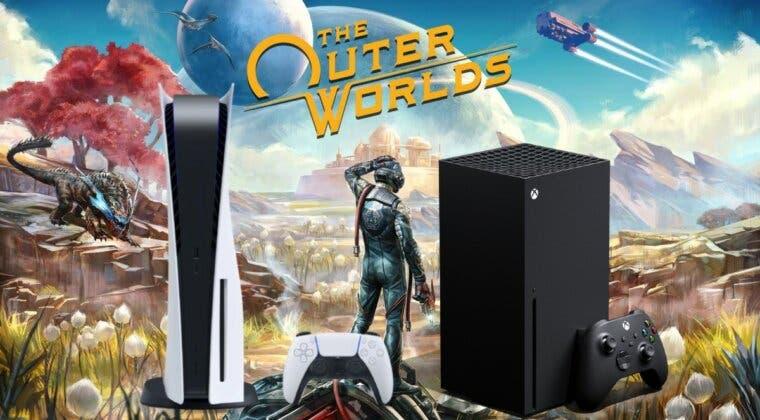 Imagen de The Outer Worlds recibe una importante mejora de rendimiento en PS5 y Xbox Series