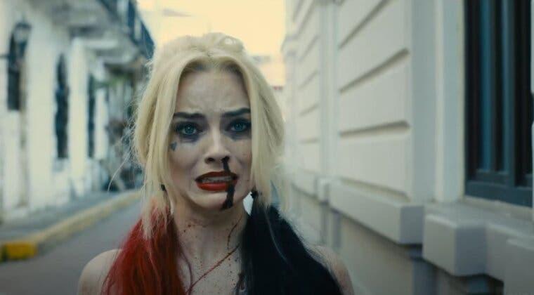 Imagen de El Escuadrón Suicida: Harley Quinn protagoniza el espectacular primer tráiler de la película
