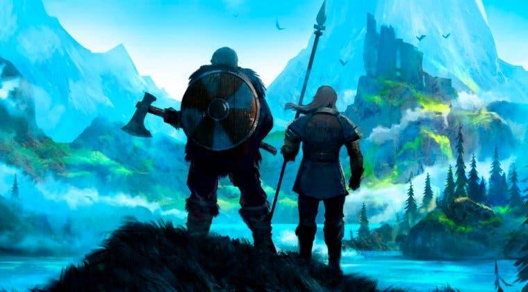 Imagen de Tamriel, el continente de The Elder Scrolls, llega a Valheim gracias a un nuevo mod