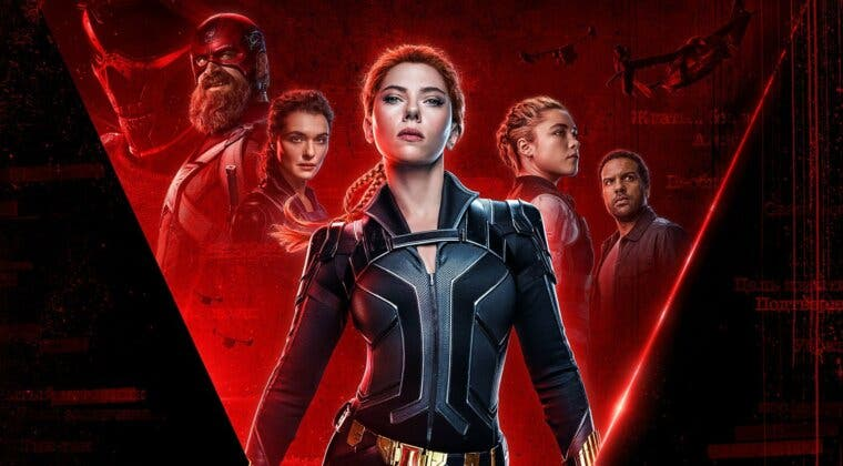 Imagen de Viuda Negra lanza una nueva imagen que enfrenta a Scarlett Johansson con Taskmaster