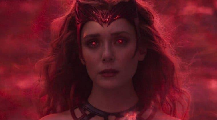 Imagen de Bruja Escarlata y Visión: el nuevo traje de Wanda esconde un pequeño homenaje a Visión
