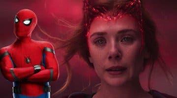 Imagen de ¿Cómo conecta Bruja Escarlata y Visión con Spider-Man: No Way Home?