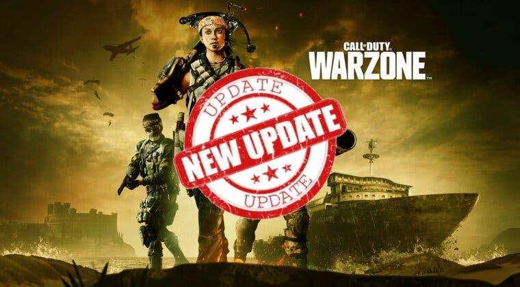 Imagen de COD: Warzone se actualiza a la versión 1.34 - Novedades y tamaño de descarga