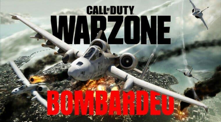 Imagen de Warzone: cómo conseguir la llave de protocolo y activar el bombardeo en la temporada 2