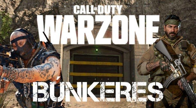 Imagen de Warzone temporada 2: todos los búnkeres, códigos para entrar y tarjetas de acceso