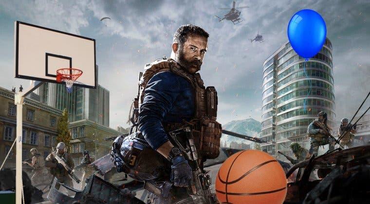 """Imagen de Call of Duty: Warzone filtra un modo """"sandbox"""" con parkour, carreras de vehículos y más"""