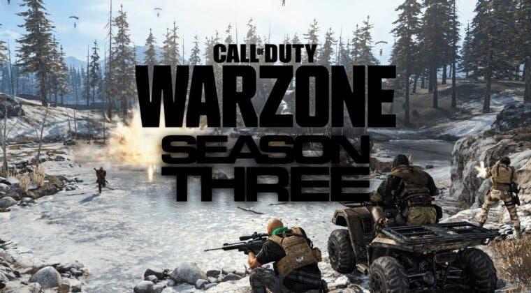 Imagen de ¿Cuál es la fecha de inicio de la temporada 3 de Call of Duty: Warzone?