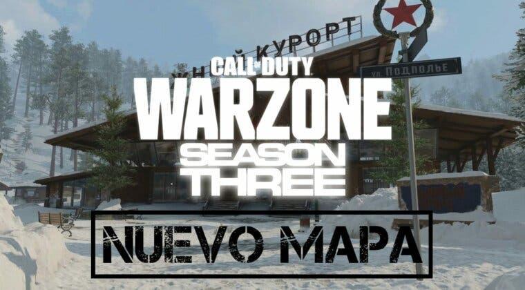 Imagen de Warzone: todo lo que sabemos del nuevo mapa de la temporada 3