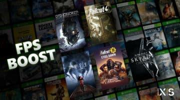 Imagen de Varios juegos de Bethesda reciben hoy el FPS Boost en Xbox Series X|S