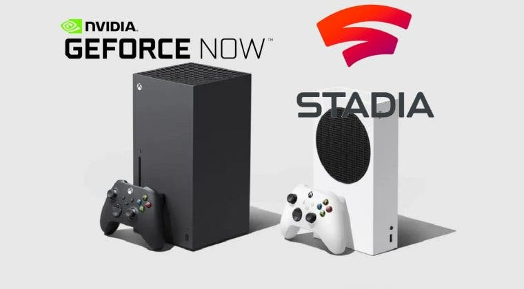Imagen de El nuevo navegador de Xbox Series y Xbox One permite jugar con Stadia y GeForce Now