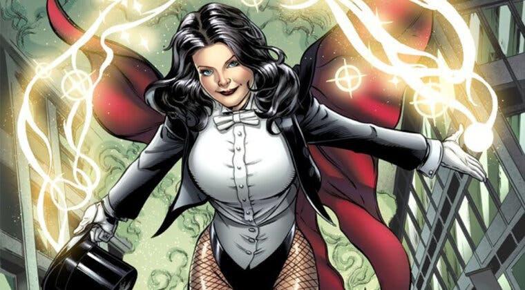Imagen de DC ficha a la nominada al Oscar Emerald Fennell para escribir el guion de 'Zatanna'