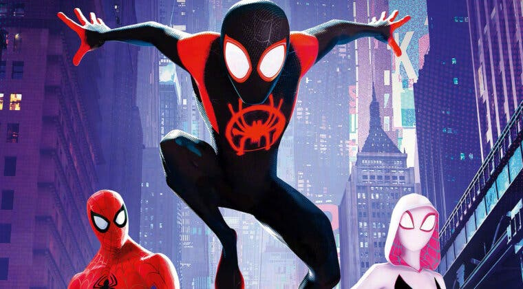 Imagen de Spider-Man: Un Nuevo Universo 2 ya tiene directores
