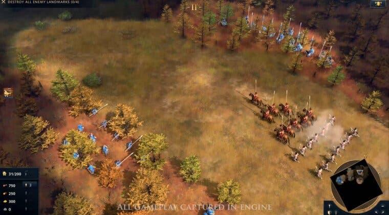 Imagen de El director de Age of Empires IV asegura que el crunch no es un problema en Relic Entertainment