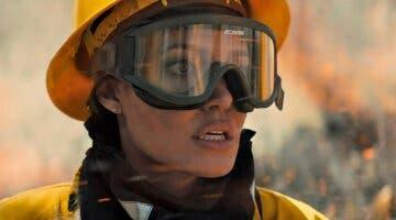 Imagen de Angelina Jolie es una bombera en las primeras imágenes de su nueva película