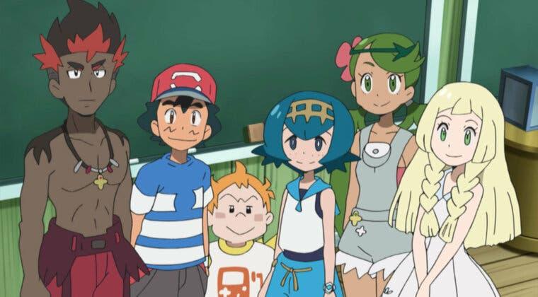 Imagen de Anime de Pokémon: ¿Cuál es tu amigo de Ash en Alola favorito?