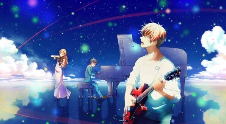 Imagen de Estos son los 10 mejores animes de música