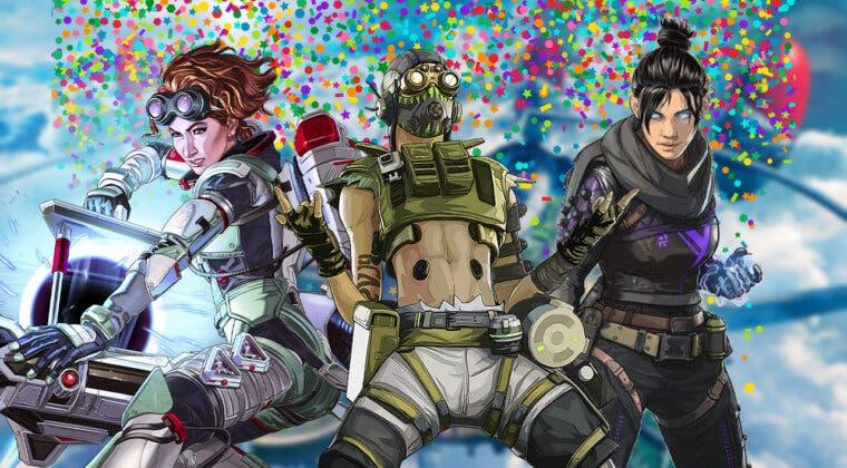 Imagen de Apex Legends celebra los 100 millones de jugadores con este tráiler y el posible personaje de temporada 9