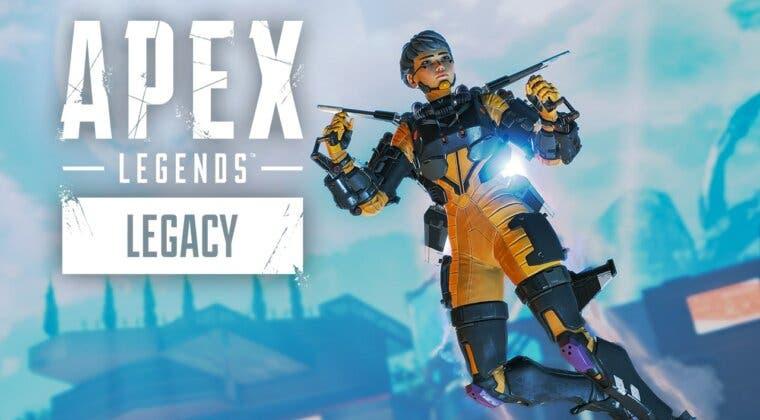 Imagen de Respawn anticipa la próxima gran actualización de Apex Legends