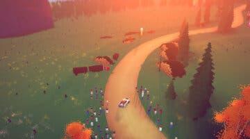 Imagen de art of rally saldrá también para Playstation 4 y PlayStation 5