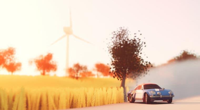 Imagen de art of rally llegará el próximo verano a Switch, Windows 10 y consolas Xbox