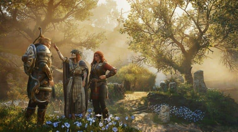 Imagen de La Ira de los Druidas, el nuevo DLC de Assassin's Creed Valhalla, exhibe inéditas imágenes