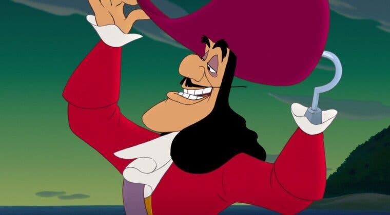 Imagen de Así de curioso lucirá Jude Law como El Capitán Garfio en el live-action de Peter Pan