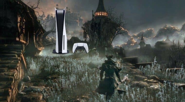 Imagen de El parche de 60 FPS de Bloodborne para PS5 sería ahora viable