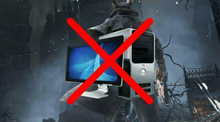 Imagen de Todas las filtraciones de Bloodborne a PC 'eran falsas', asegura un conocido insider