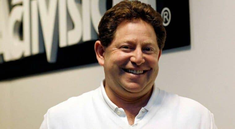 Imagen de Bobby Kotick, CEO de Activision Blizzard, ha aceptado un recorte salarial y de bonos del 50%
