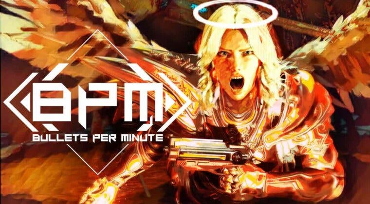 Imagen de BPM: Bullets Per Minute saldrá este verano para PS4 y Xbox One