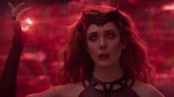 Imagen de Bruja Escarlata y Visión: sale a la luz un diseño alternativo del traje de Bruja Escarlata