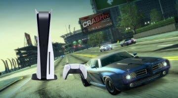 Imagen de ¿Un nuevo Burnout... para PS5? Sony 'mide' el interés en la franquicia