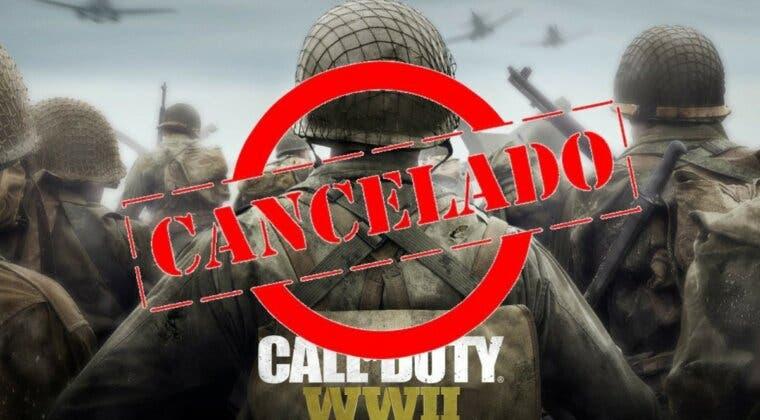 Imagen de Call of Duty: WW2 Vanguard, la entrega de 2021, habría sido completamente cancelado, según un rumor