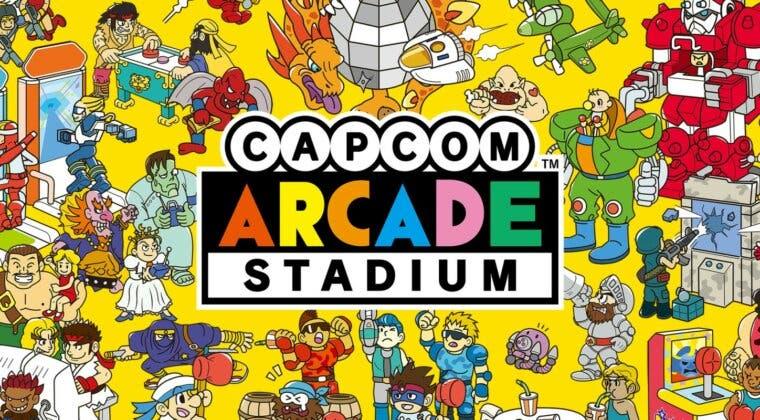 Imagen de Capcom Arcade Stadium apunta a llegar el mes que viene a PS4, Xbox One y PC