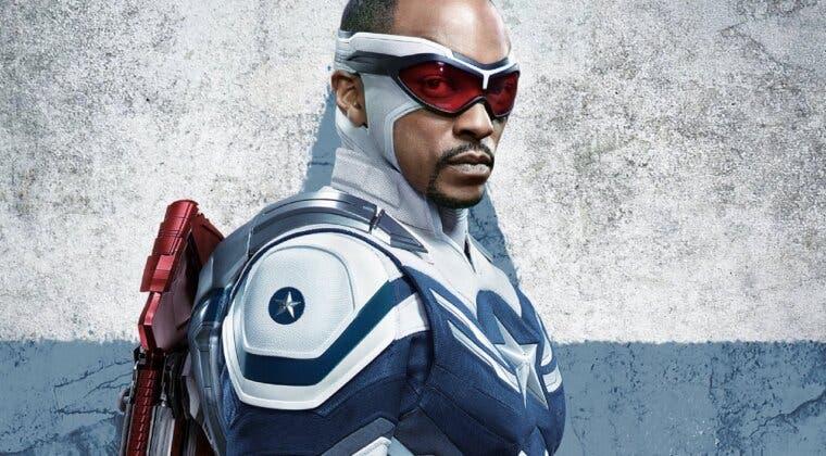 Imagen de Anthony Mackie se enteró del anuncio de Capitán América 4 en un supermercado