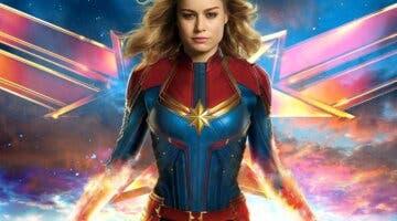 Imagen de Este es el sorprendente título oficial de Capitana Marvel 2
