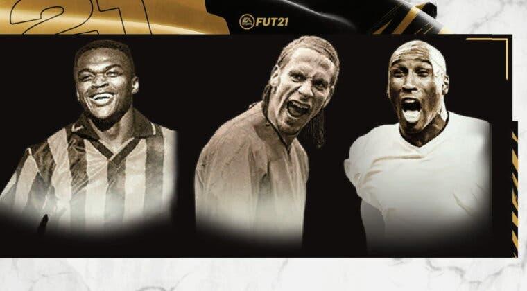 Imagen de FIFA 21: centrales Icono a buen precio tras el bajón de mercado