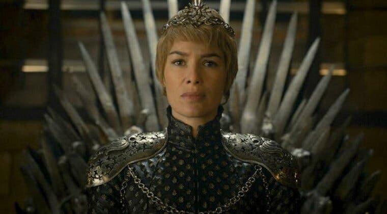 Imagen de La impactante escena en Juego de Tronos de Cersei Lannister que nunca llegó a ver la luz
