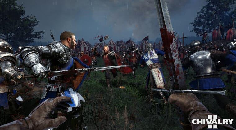 Imagen de Primeras impresiones y gameplay de Chivalry 2: Vuelven las locas batallas medievales