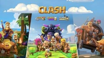 Imagen de Los creadores de Clash of Clans, presentan tres videojuegos: Clash Heroes, Clash Mini y Clash Quest