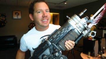 Imagen de El creador de Gears of War, Cliff Bleszinski, ya trabaja en un nuevo proyecto