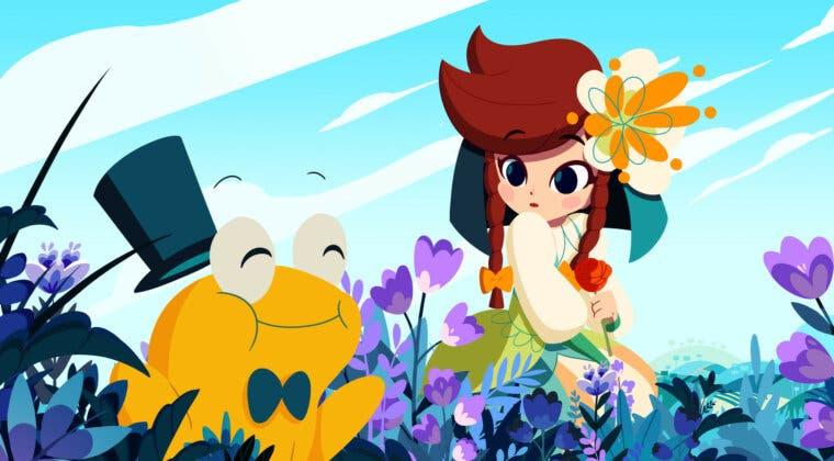 Imagen de Cris Tales presenta su fecha de lanzamiento junto a un nuevo tráiler