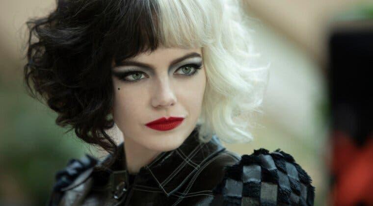 Imagen de Emma Stone abraza el mal en el nuevo e intenso tráiler de Cruella