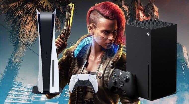 Imagen de La versión de PS5 y Xbox Series de Cyberpunk 2077 cambiará la 'atmósfera general' del juego