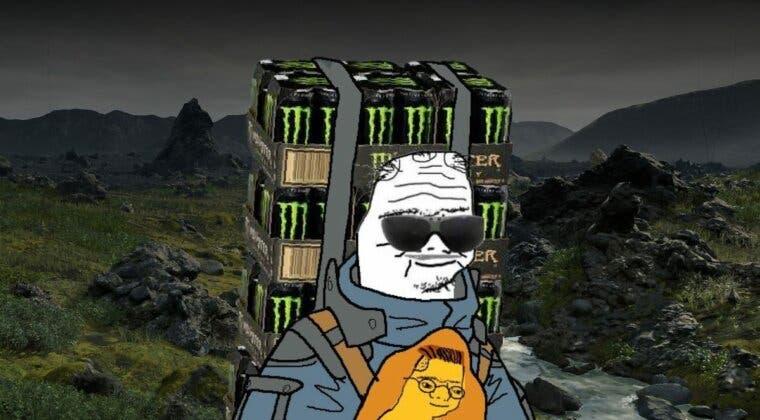 """Imagen de El meme de la imagen """"filtrada"""" de Death Stranding 2 que provoca las burlas de la comunidad"""